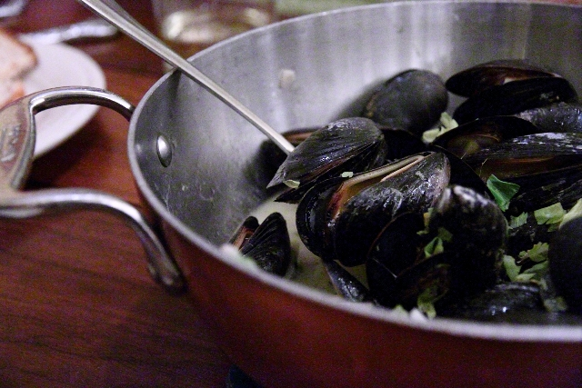 Chicago moules The publican