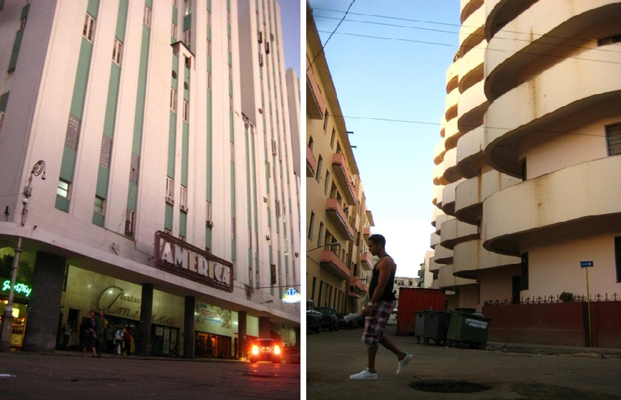 architecture havane