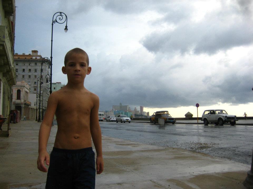 malecon kid