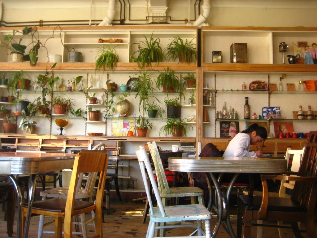 Café Cagibi Montreal