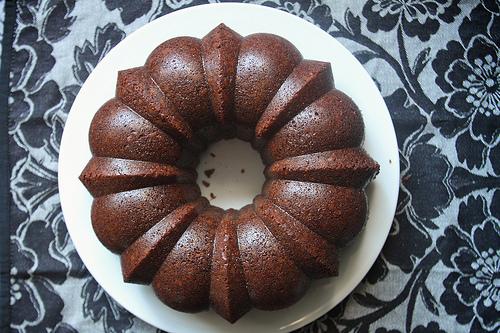 gateau earl grey thé chocolat