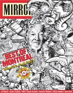 Best of Montreal Mirror 2012