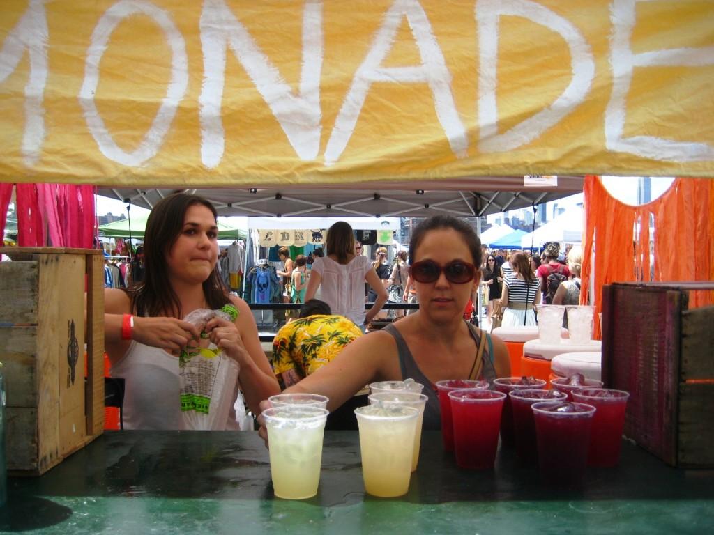 smorgasburg lemonade
